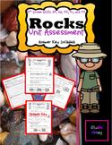 Rocks Unit Assessment
