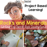 Project Based Learning: Rocks and Minerals