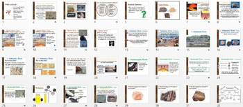 Rocks and Earth's Resources powerpoint