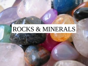 Rocks and Mineral Notes PPT.