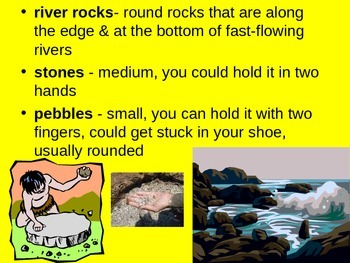 Rocks and Mineral PowerPoint Presentation