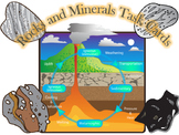 Rocks and Mineral Task Cards