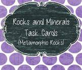Rocks and Mineral Task Cards (3 sets of Task Cards!!)