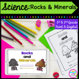 Rocks and Minerals- 1st & 2nd Grade
