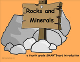 Rocks and Minerals - A Fourth Grade SMARTBoard Introduction