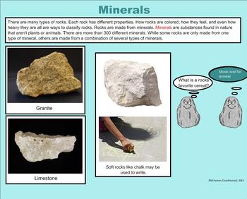 Rocks and Minerals - A Third Grade PowerPoint Introduction