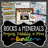 Rocks and Minerals - BUNDLE - Save Over 30%