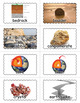 Rocks and Minerals Bingo Game