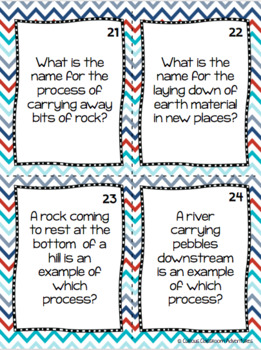 Rocks and Minerals Cooperative Learning Review Activities and Test