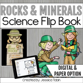 Rocks and Minerals Flip Book