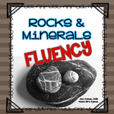 Rocks and Minerals Fluency and Comprehension Practice