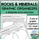 Rocks and Minerals - Graphic Organizer (Explore and Identify Rock Samples)