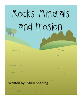 Rocks and Minerals Inquiry Unit ** FULLY REVISED **