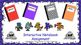 Rocks and Minerals Interactive Notebook Identification Task