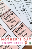 Mother's Day-Sticky Notes
