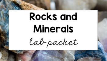 Rocks and Minerals Lab
