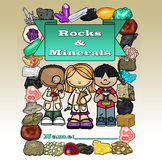 Rocks and Minerals Lapbook