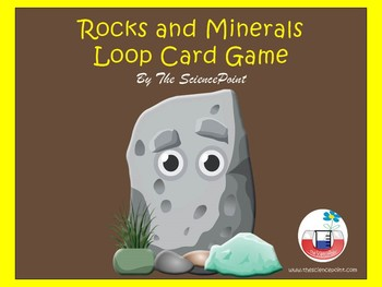 Rocks and Minerals Loop Card Game