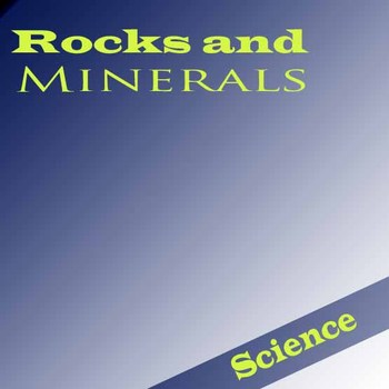 Rocks and Minerals Mini Booklet Answer Key
