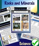 Rocks and Minerals ( Science Education ) PDF (59 Pages)