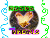 Rocks and Minerals - POWERPOINT WITH NOTES - 3rd Science