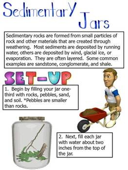 Rocks and Minerals Packet