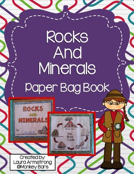 Rocks And Minerals Book
