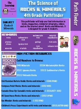 Rocks and Minerals Pathfinder
