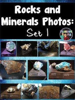 Rocks and Minerals Photos: Set 1