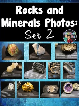 Rocks and Minerals Photos: Set 2