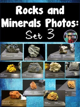 Rocks and Minerals Photos: Set 3