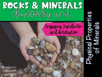 Rocks and Minerals: Physical Properties of Minerals