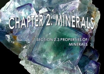 Rocks and Minerals Powerpoint Bundle