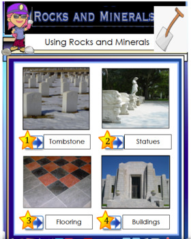 Rocks and Minerals Powerpoint Unit