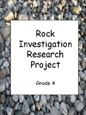 Rocks and Minerals Project