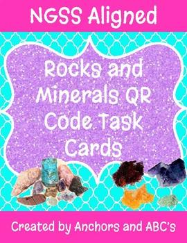 Rocks and Minerals QR Code Activity