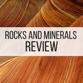 Rocks and Minerals Review