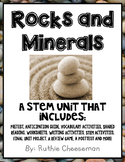 Rocks and Minerals STEM Unit