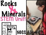 Rocks and Minerals STEM Unit NGSS