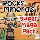 Rocks and Minerals Super Mega Pack