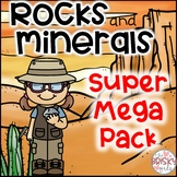 Rocks and Minerals Super Mega Pack