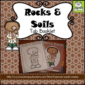 Rocks and Soils Tab Booklet