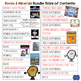 Rocks and Minerals Unit: Games, Activities, & Assessments bundle