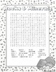 """Rocks and Minerals Word Search and """"Work-For-It"""" Word Search Fun!"""