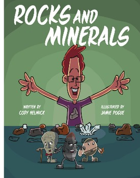 Rocks and Minerals - ActivInspire Flipchart