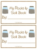 Rocks and Soil Fun Book