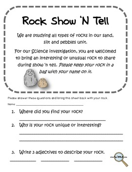 Rocks and Soil Interactive Science Center {G.r.o.s.s. Science Labs}