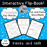 Rocks and Soil: Interactive Science Flip-Book