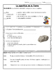 Rocks and Soil Quiz SPANISH (Primary) - 2nd grade Science