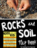 Rocks and Soil Science Flip-Flap Book